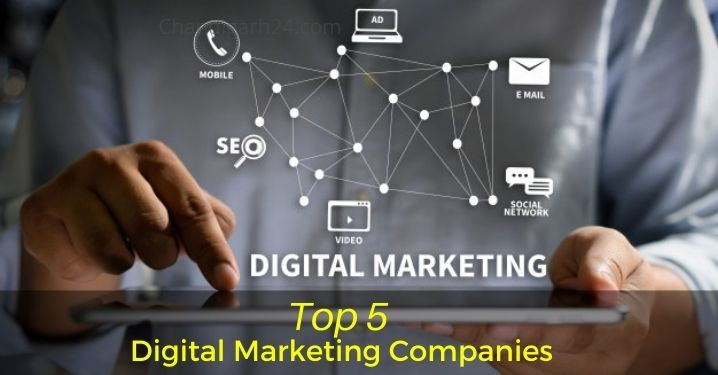 Top 5 Digital Marketing Companies in India